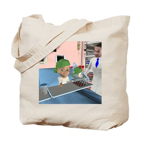 Kit's Chemo Tote Bag