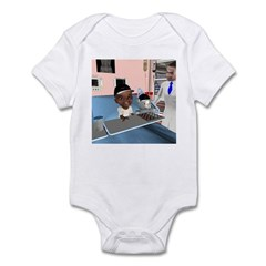 Keith's Chemo Infant Bodysuit