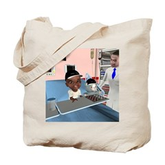 Keith's Chemo Tote Bag