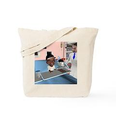 Keith's Chemo Tote Bag
