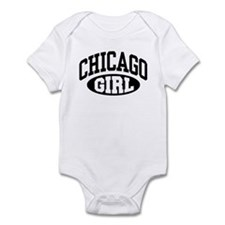 Chicago Girl Infant Bodysuit
