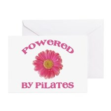 Powered by Pilates Greeting Cards (Pk of 10)