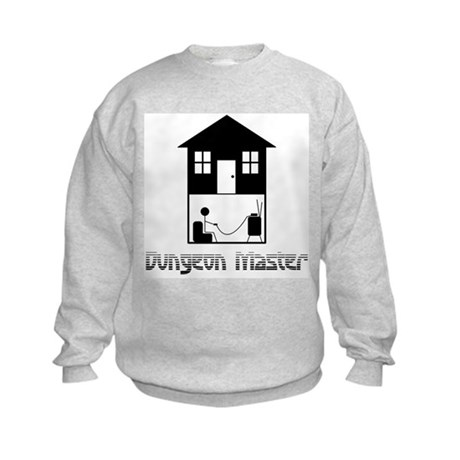 Dungeon Master Kids Sweatshirt