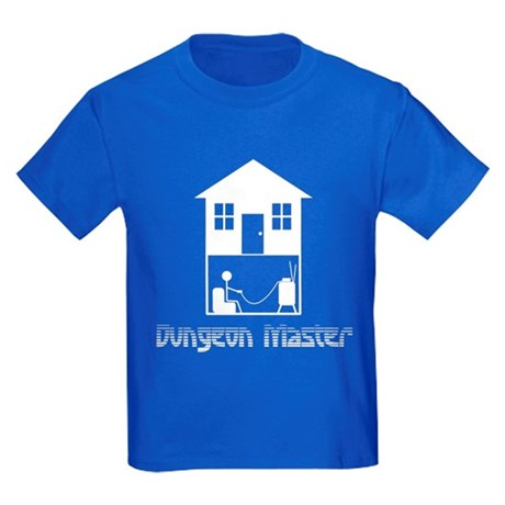 Dungeon Master Kids T-Shirt