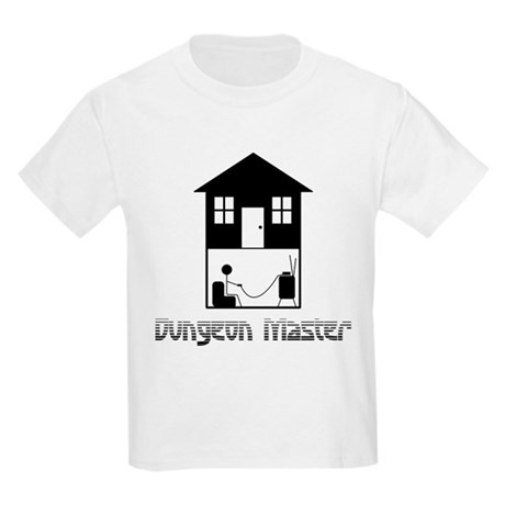 Dungeon Master Kids Light T-Shirt