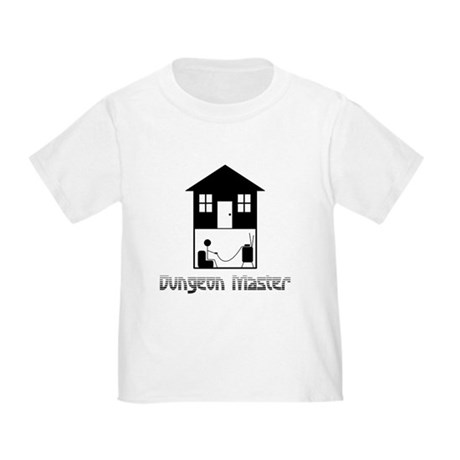 Dungeon Master Toddler T-Shirt