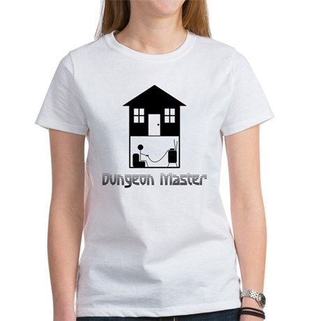 Dungeon Master Womens T-Shirt