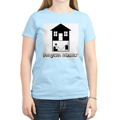 Dungeon Master Womens Light T-Shirt