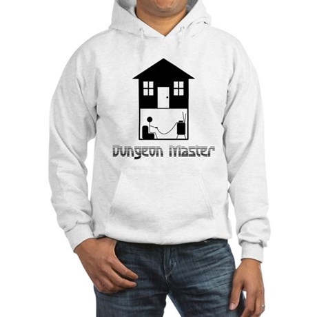 Dungeon Master Hooded Sweatshirt