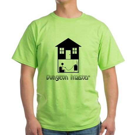 Dungeon Master Green T-Shirt