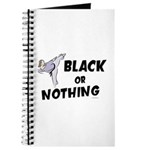 Black Or Nothing 1 (Female) Journal