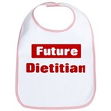 Future Dietitian Bib
