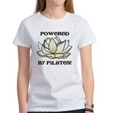 Powered by Pilates Lotus Tee