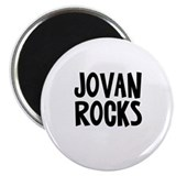 "Jovan Rocks 2.25"" Magnet (10 pack)"