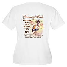 Roaming Wheels T-Shirt