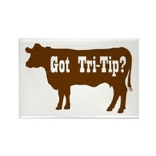 Got Tri-Tip Rectangle Magnet
