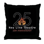 New Line SDRR Throw Pillow