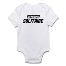 Extreme Solitaire Infant Bodysuit