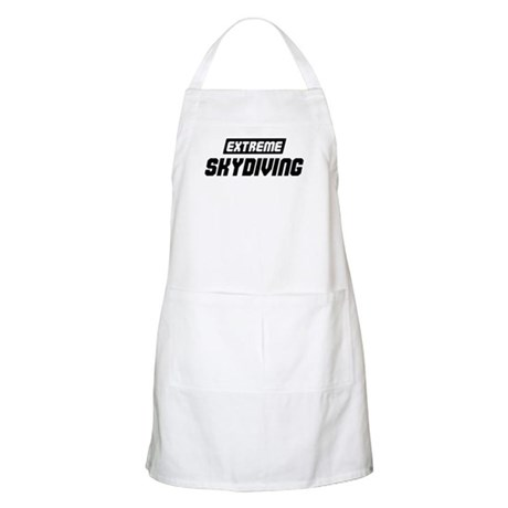 Extreme Skydiving BBQ Apron
