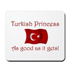 Turkish Princess Mousepad