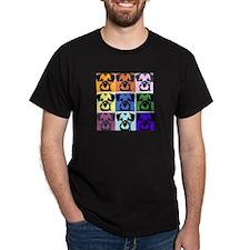 Border Terrier Pop Art T-Shirt