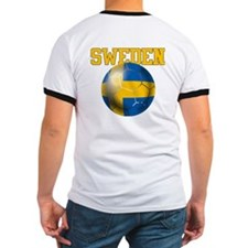 Sverige Soccer Football T