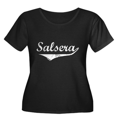 Salsera - Salsa T-Shirts Women's Plus Size Scoop N