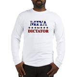 MIYA for dictator Long Sleeve T-Shirt