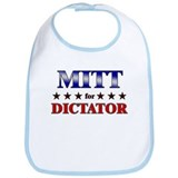 MITT for dictator Bib