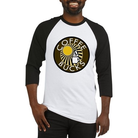 Coffee Bucks Baseball Jersey