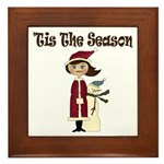 Tis the Season Framed Tile