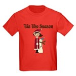Tis the Season Kids Dark T-Shirt