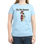 Tis the Season Women's Light T-Shirt
