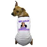 Merry Christmas ACLU Dog T-Shirt