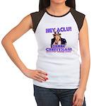 Merry Christmas ACLU Women's Cap Sleeve T-Shirt
