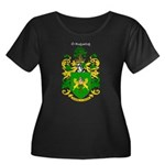 Reilly Coat of Arms Women's Plus Size Scoop Neck D