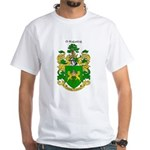 Reilly Coat of Arms White T-Shirt