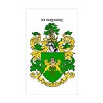 Reilly Coat of Arms Rectangle Sticker