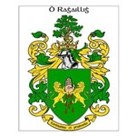 Reilly Coat of Arms Small Poster