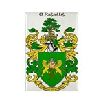 Reilly Coat of Arms Rectangle Magnet