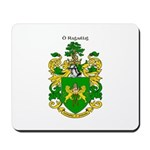 Reilly Coat of Arms Mousepad