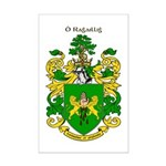 Reilly Coat of Arms Mini Poster Print