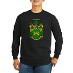 Reilly Coat of Arms Long Sleeve Dark T-Shirt