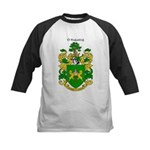 Reilly Coat of Arms Kids Baseball Jersey