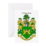 Reilly Coat of Arms Greeting Cards (Pk of 10)