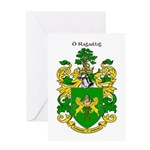 Reilly Coat of Arms Greeting Card