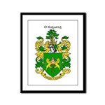 Reilly Coat of Arms Framed Panel Print