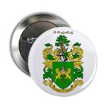 "Reilly Coat of Arms 2.25"" Button"