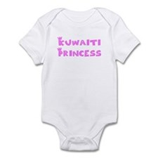 Kuwaiti Infant Bodysuit