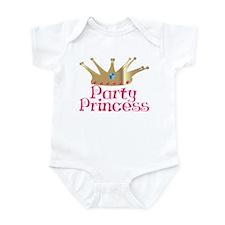 Party Princess Infant Bodysuit